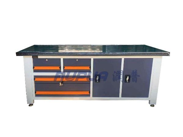 复合桌面重型工作台