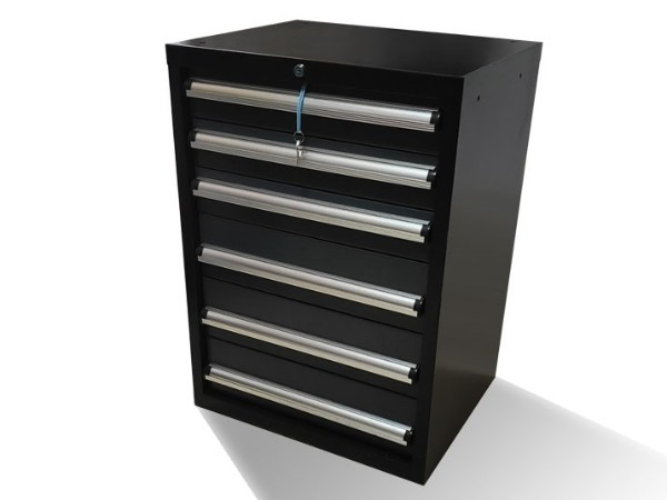 六抽重型工具柜