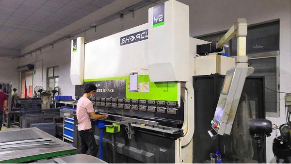 你知道重型工具柜生产厂家广东润普的5S管理吗?