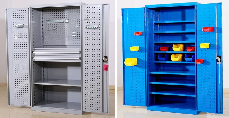 双门工具柜图片展示